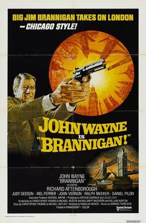 Brannigan - Movie Poster (thumbnail)