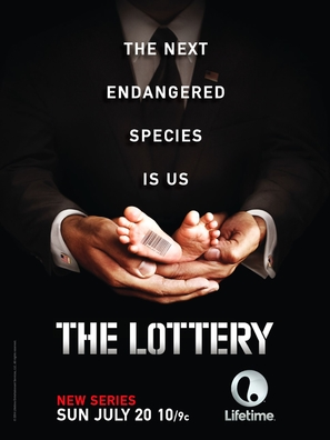 """The Lottery"" - Movie Poster (thumbnail)"