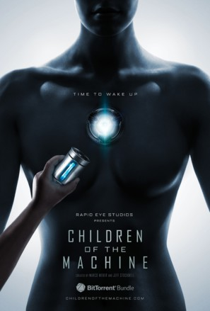"""Children of the Machine"" - Movie Poster (thumbnail)"