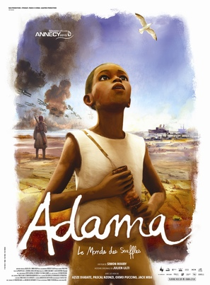 Adama - French Movie Poster (thumbnail)