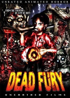 Dead Fury - DVD cover (thumbnail)