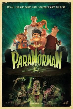 ParaNorman - Movie Poster (thumbnail)