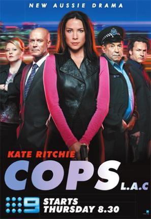 """Cops LAC"" - Australian Movie Poster (thumbnail)"