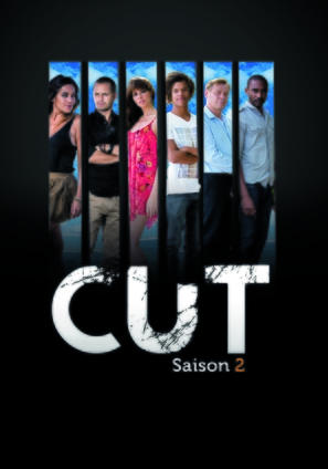 """""""Cut"""" - French Movie Poster (thumbnail)"""