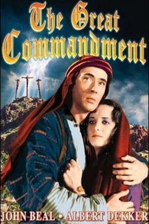 The Great Commandment - DVD movie cover (thumbnail)