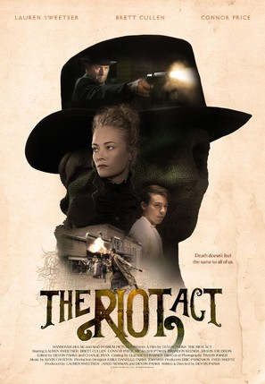 The Riot Act - Movie Poster (thumbnail)