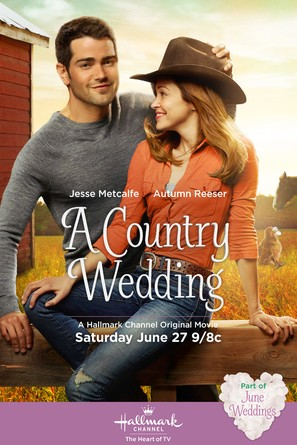 A Country Wedding - Movie Poster (thumbnail)