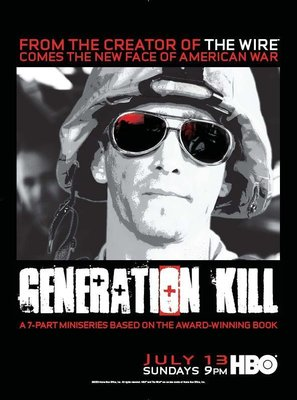 """Generation Kill"" - Movie Poster (thumbnail)"