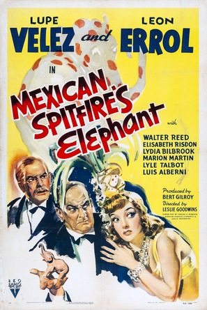 Mexican Spitfire's Elephant - Movie Poster (thumbnail)