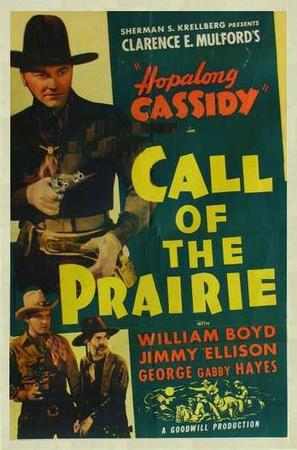 Call of the Prairie - Movie Poster (thumbnail)