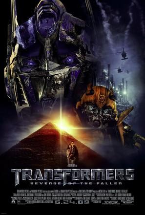Transformers: Revenge of the Fallen - Movie Poster (thumbnail)
