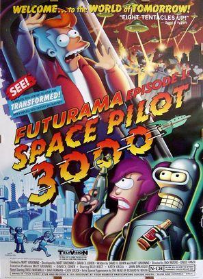 """Futurama"" - Movie Poster (thumbnail)"