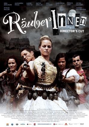 Räuberinnen - Swiss Movie Poster (thumbnail)