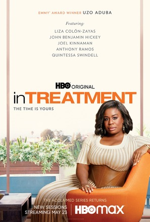 """""""In Treatment"""" - Movie Poster (thumbnail)"""
