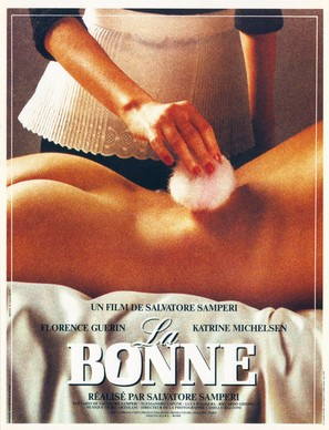 La bonne - French Movie Poster (thumbnail)