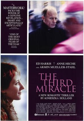 The Third Miracle - Movie Poster (thumbnail)
