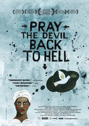 Pray the Devil Back to Hell - Movie Poster (thumbnail)