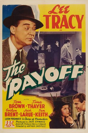 The Payoff - Movie Poster (thumbnail)
