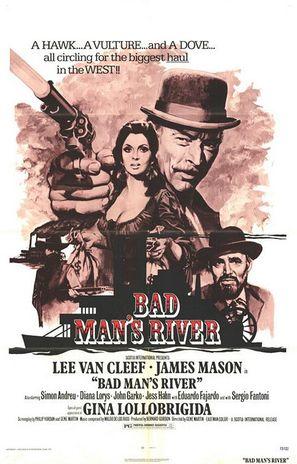 Bad Man's River - Movie Poster (thumbnail)