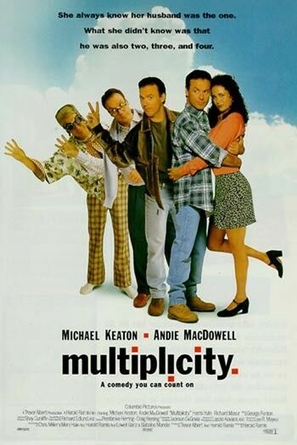 Multiplicity - Movie Poster (thumbnail)