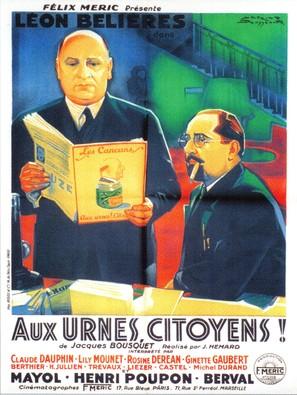 Aux urnes, citoyens!