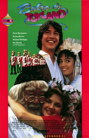 Babes in Toyland - Video release movie poster (thumbnail)