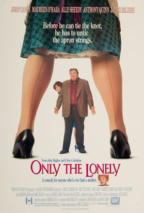 Only the Lonely - Movie Poster (thumbnail)
