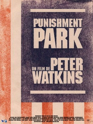 Punishment Park - French Movie Poster (thumbnail)