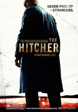The Hitcher - Theatrical poster (thumbnail)