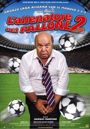 Allenatore nel pallone 2, L' - Italian Movie Poster (thumbnail)