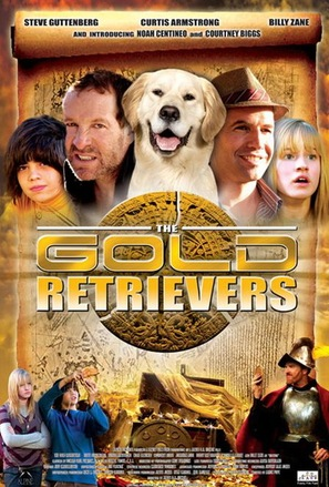 The Gold Retrievers - Movie Poster (thumbnail)