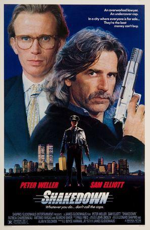 Shakedown - Movie Poster (thumbnail)