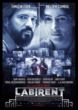 Labirent - Turkish Movie Poster (thumbnail)