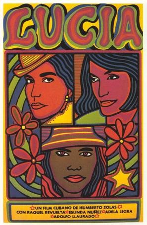 Lucía - Cuban Movie Poster (thumbnail)