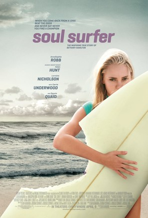 Soul Surfer - Movie Poster (thumbnail)