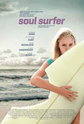 Soul Surfer - Movie Poster (thumbnail)