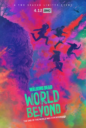 """""""The Walking Dead: World Beyond"""" - Movie Poster (thumbnail)"""
