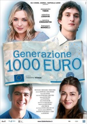 Generazione mille euro - Italian Movie Poster (thumbnail)