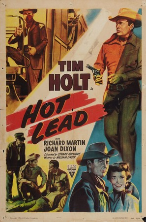 Hot Lead - Movie Poster (thumbnail)