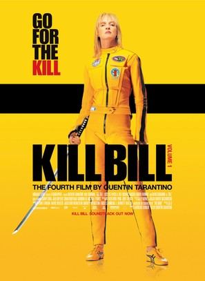 Kill Bill: Vol. 1 - Movie Poster (thumbnail)