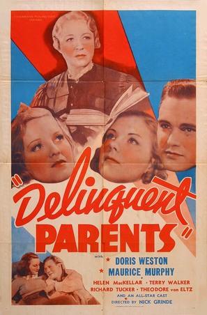 Delinquent Parents - Movie Poster (thumbnail)