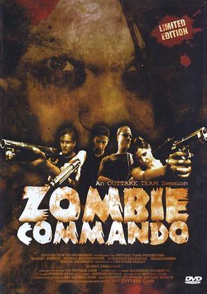 Zombie Commando - Movie Cover (thumbnail)