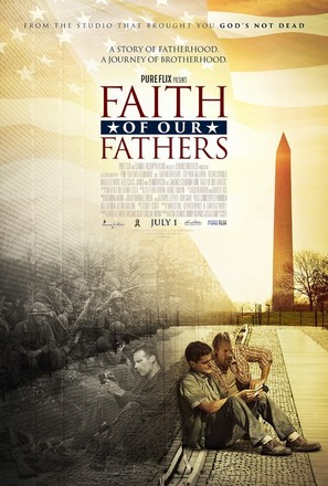 Faith of Our Fathers - Theatrical movie poster (thumbnail)