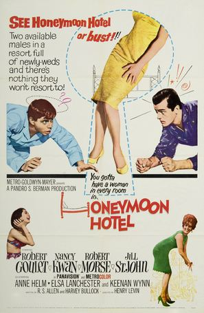 Honeymoon Hotel - Movie Poster (thumbnail)