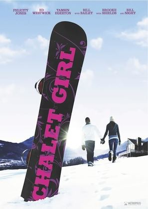 Chalet Girl - Movie Poster (thumbnail)