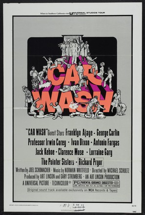 Car Wash - Movie Poster (thumbnail)
