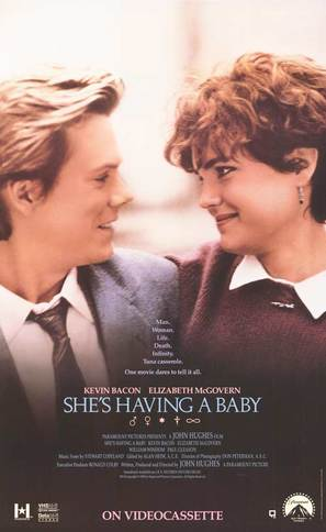 She's Having a Baby - Movie Poster (thumbnail)