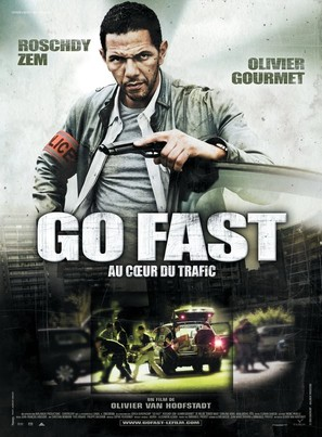 Go Fast - French Movie Poster (thumbnail)
