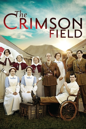 """The Crimson Field"" - DVD cover (thumbnail)"