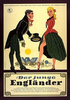 Das Stacheltier - Der junge Engländer